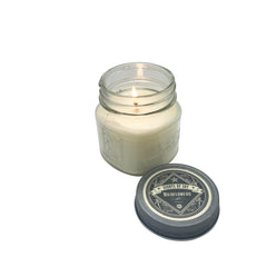 Wildflowers Roll Mason Jar Soy Candle