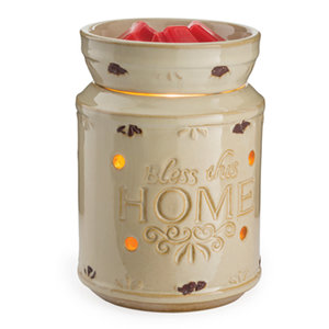 Bless This Home Full-Size Warmer