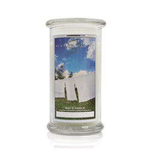 Country Clothesline Soy Candle