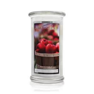 Farm Stand Apple Soy Candle