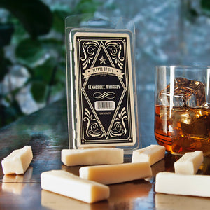 Tennessee Whiskey Rustic Wax Melt