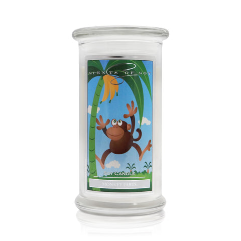 Monkey Farts Soy Candle