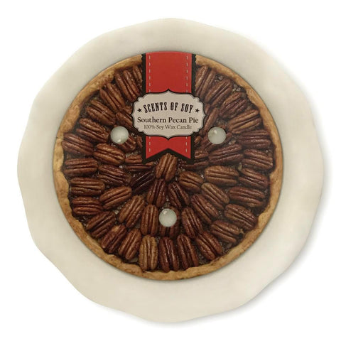 Southern Pecan Pie Candle