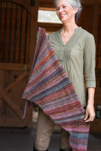 Load image into Gallery viewer, Dizzy Sheep - Berroco Broderie Shawl Kit _Broderie Shawl Kit