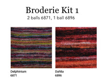 Load image into Gallery viewer, Dizzy Sheep - Berroco Broderie Shawl Kit _Broderie Shawl Kit 1, Drop Ship Item