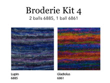 Load image into Gallery viewer, Dizzy Sheep - Berroco Broderie Shawl Kit _Broderie Shawl Kit 4, Drop Ship Item