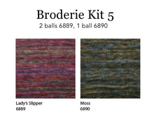 Load image into Gallery viewer, Dizzy Sheep - Berroco Broderie Shawl Kit _Broderie Shawl Kit 5, Drop Ship Item