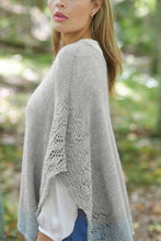 Load image into Gallery viewer, Dizzy Sheep - Berroco Einian Poncho Kit _Berroco Penrose Poncho Kit