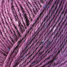 Load image into Gallery viewer, Dizzy Sheep - Berroco Tuscan Tweed _ 9026 Cosmos lot 12913