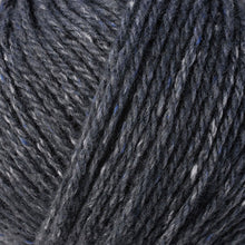 Load image into Gallery viewer, Dizzy Sheep - Berroco Tuscan Tweed _ 9070 Black Orchid lot 8247