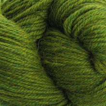 Load image into Gallery viewer, Dizzy Sheep - Berroco Ultra Alpaca _ 6275 Pea Soup Mix lot 7D0615