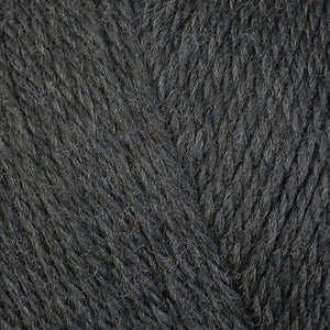 Dizzy Sheep - Berroco Ultra Wool DK _ 83113, Black Pepper, Lot: 7E0131