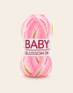 Dizzy Sheep - Hayfield Baby Blossom DK _ 0350, Baby Bouquet, Lot: 1811