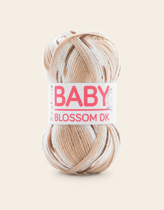 Dizzy Sheep - Hayfield Baby Blossom DK _ 0364, Sandcastle, Lot: 1804