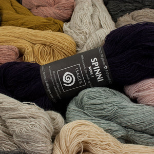 Dizzy Sheep - _Isager Spinni (Wool 1)