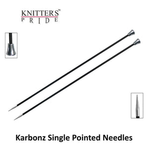 Dizzy Sheep - Knitter's Pride Karbonz Single Pointed Needles