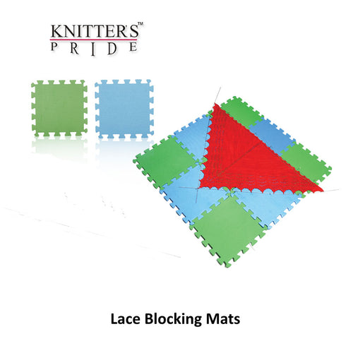 Dizzy Sheep - Knitter's Pride Lace Blocking Mats _Knitter's Pride Lace Blocking Mats