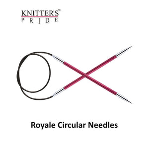 Dizzy Sheep - Knitter's Pride Royale Circular Needles
