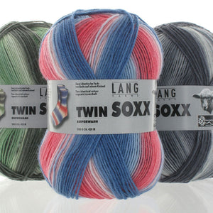 Dizzy Sheep - _Lang Twin Soxx 4-ply
