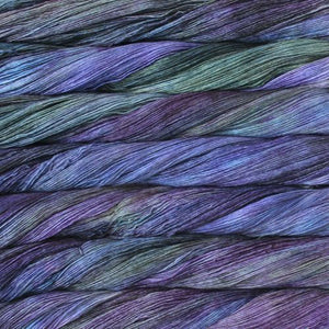 Dizzy Sheep - Malabrigo Lace _ 863, Zarzamora, Lot: -----