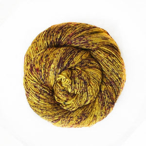 Dizzy Sheep - Malabrigo Mechita _ 680, Aureo, Lot: -----