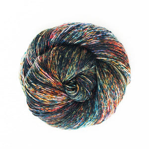 Dizzy Sheep - Malabrigo Mechita _ 690, Art Nouveau, Lot: -----