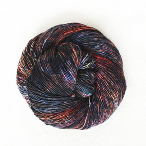 Dizzy Sheep - Malabrigo Mechita _ 692, Gothic, Lot: -----