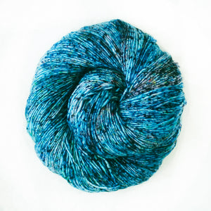 Dizzy Sheep - Malabrigo Mechita _ 709, Lago, Lot: -----