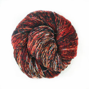 Dizzy Sheep - Malabrigo Mechita _ 716, Lava, Lot: -----