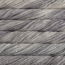 Load image into Gallery viewer, Dizzy Sheep - Malabrigo Silky Merino _ 429, Cape Cod Gray, Lot: -----