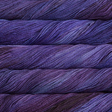 Load image into Gallery viewer, Dizzy Sheep - Malabrigo Sock _ 141, Dewberry, Lot: -----