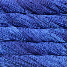 Load image into Gallery viewer, Dizzy Sheep - Malabrigo Sock _ 415, Matisse Blue, Lot: -----