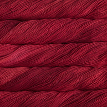 Load image into Gallery viewer, Dizzy Sheep - Malabrigo Sock _ 611, Ravelry Red, Lot: -----