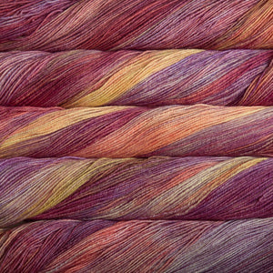 Dizzy Sheep - Malabrigo Sock _ 850, Archangel, Lot: -----