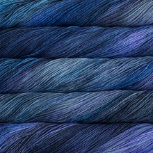 Load image into Gallery viewer, Dizzy Sheep - Malabrigo Sock _ 856, Azules, Lot: -----