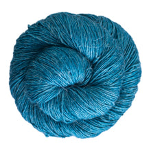 Load image into Gallery viewer, Dizzy Sheep - Malabrigo Susurro _ 027, Bobby Blue, Lot: -----