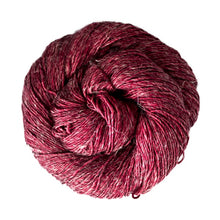 Load image into Gallery viewer, Dizzy Sheep - Malabrigo Susurro _ 033, Cereza, Lot: -----