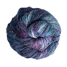 Load image into Gallery viewer, Dizzy Sheep - Malabrigo Susurro _ 247, Whales Road, Lot: -----