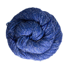 Load image into Gallery viewer, Dizzy Sheep - Malabrigo Susurro _ 415, Matisse Blue, Lot: -----