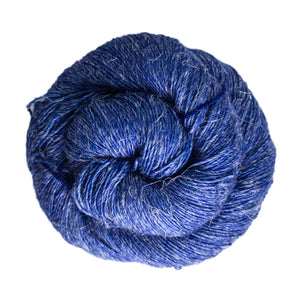 Dizzy Sheep - Malabrigo Susurro _ 415, Matisse Blue, Lot: -----