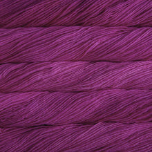 Load image into Gallery viewer, Dizzy Sheep - Malabrigo Worsted _ 012 Very Berry lot -----