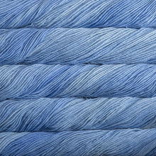 Load image into Gallery viewer, Dizzy Sheep - Malabrigo Worsted _ 028 Blue Surf lot -----