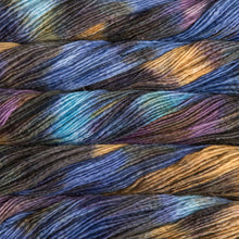 Load image into Gallery viewer, Dizzy Sheep - Malabrigo Worsted _ 616 Plena lot -----