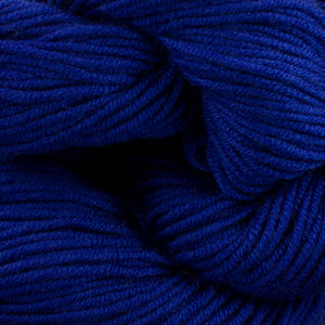 Dizzy Sheep - Plymouth DK Merino Superwash _ 1133 Cobalt lot 205217