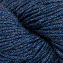 Load image into Gallery viewer, Dizzy Sheep - Plymouth DK Merino Superwash _ 1141 Denim Heather lot 196303