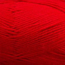Load image into Gallery viewer, Dizzy Sheep - Plymouth Dreambaby DK _ 0108 Red lot 628471