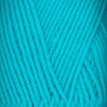 Load image into Gallery viewer, Dizzy Sheep - Plymouth Dreambaby DK _ 0160 Turquoise lot 622759