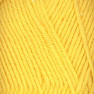 Dizzy Sheep - Plymouth Dreambaby DK _ 0164 Light Yellow lot 625967