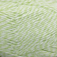 Load image into Gallery viewer, Dizzy Sheep - Plymouth Dreambaby DK _ 0403 Green White lot 73351