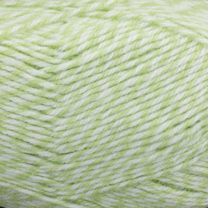 Dizzy Sheep - Plymouth Dreambaby DK _ 0403 Green White lot 73351